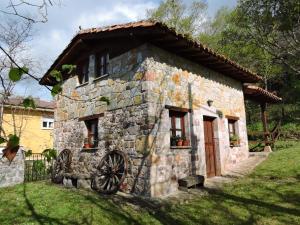 Casa Rural La Cabaña, Шале  Кангас-де-Онис - big - 3