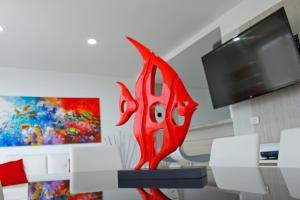 Apartamentos Suiteline Plus – Vista infinita, Apartments  Santa Marta - big - 25
