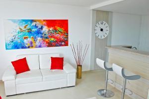 Apartamentos Suiteline Plus – Vista infinita, Apartments  Santa Marta - big - 24