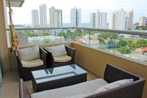 Apartamentos Suiteline Plus – Vista infinita, Apartments  Santa Marta - big - 19