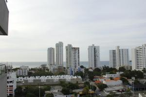 Apartamentos Suiteline Plus – Vista infinita, Apartments  Santa Marta - big - 18