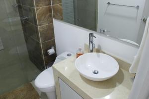 Apartamentos Suiteline Plus – Vista infinita, Apartments  Santa Marta - big - 14