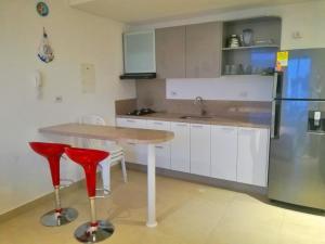 Apartamentos Suiteline Plus – Vista infinita, Apartments  Santa Marta - big - 5