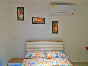 Apartamentos Suiteline Plus – Vista infinita, Apartments  Santa Marta - big - 3
