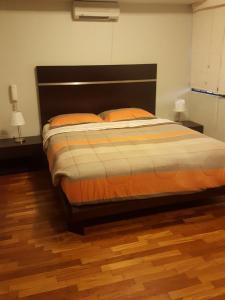 Acogedor departamento amoblado en Miraflores, Apartmány  Lima - big - 10