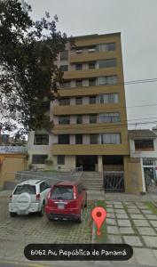 Acogedor departamento amoblado en Miraflores, Apartmány  Lima - big - 7