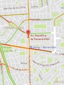 Acogedor departamento amoblado en Miraflores, Apartmány  Lima - big - 6