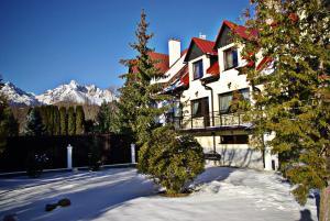 Chata Villa in High Tatras Residence VDV Nová Lesná Slovensko