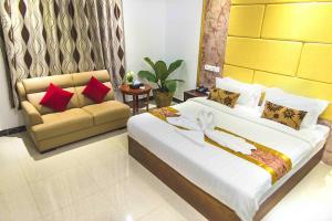 Macro Hotel, Szállodák  Phnompen - big - 6
