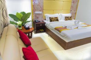 Macro Hotel, Szállodák  Phnompen - big - 5