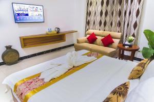 Macro Hotel, Szállodák  Phnompen - big - 4