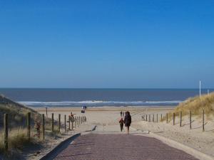 Beach 16, Apartments  Noordwijk - big - 4