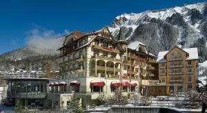 Spa & Hotel Victoria Lauberhorn