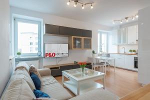 Варшава - P&O Serviced Apartments Bialobrzeska