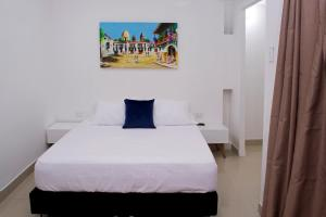 Beautiful 11 Bedroom Mansion near the Old City, Holiday homes  Cartagena de Indias - big - 8