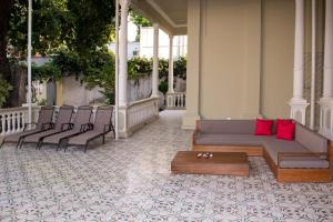 Beautiful 11 Bedroom Mansion near the Old City, Case vacanze  Cartagena de Indias - big - 10