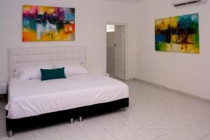 Beautiful 11 Bedroom Mansion near the Old City, Holiday homes  Cartagena de Indias - big - 21