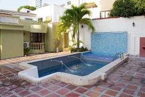 Beautiful 11 Bedroom Mansion near the Old City, Holiday homes  Cartagena de Indias - big - 28