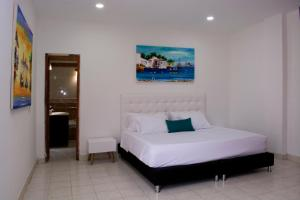 Beautiful 11 Bedroom Mansion near the Old City, Holiday homes  Cartagena de Indias - big - 29