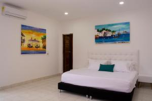 Beautiful 11 Bedroom Mansion near the Old City, Case vacanze  Cartagena de Indias - big - 31