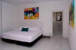 Beautiful 11 Bedroom Mansion near the Old City, Holiday homes  Cartagena de Indias - big - 41