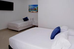 Beautiful 11 Bedroom Mansion near the Old City, Holiday homes  Cartagena de Indias - big - 44