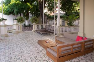 Beautiful 11 Bedroom Mansion near the Old City, Holiday homes  Cartagena de Indias - big - 46
