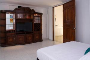 Beautiful 11 Bedroom Mansion near the Old City, Holiday homes  Cartagena de Indias - big - 48