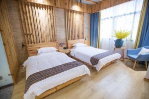 Nanwu Guesthouse, Penziony  Wujiaqiao - big - 19