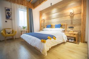Nanwu Guesthouse, Penziony  Wujiaqiao - big - 24