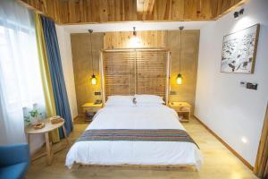 Nanwu Guesthouse, Penziony  Wujiaqiao - big - 25