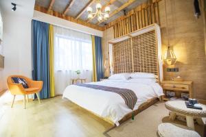 Nanwu Guesthouse, Penziony  Wujiaqiao - big - 27