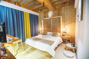Nanwu Guesthouse, Penziony  Wujiaqiao - big - 30
