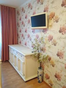 Двухкомнатная квартира, Apartmány  Ivanteevka - big - 8
