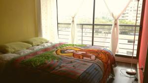 Apartamento Nueve Norte, Apartmány  Viña del Mar - big - 6