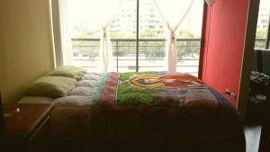 Apartamento Nueve Norte, Apartmány  Viña del Mar - big - 3