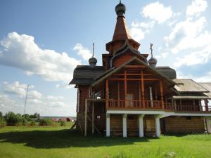 House on Gagarina, Country houses  Ostashkov - big - 11