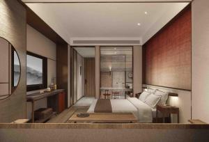 Shanghai Joya Hotel Xujiahui, Отели  Шанхай - big - 12