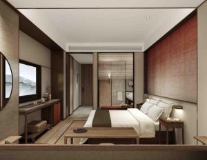 Shanghai Joya Hotel Xujiahui, Hotely  Šanghaj - big - 10
