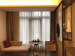 Shanghai Joya Hotel Xujiahui, Отели  Шанхай - big - 8