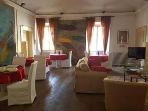 Il Cortegiano, Bed & Breakfast  Urbino - big - 23