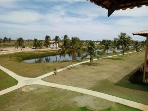 Apartamento Praia do Saco, Apartments  Estância - big - 49