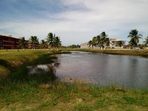Apartamento Praia do Saco, Apartments  Estância - big - 46