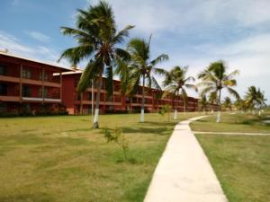 Apartamento Praia do Saco, Ferienwohnungen  Estância - big - 44