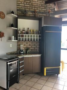 Casa Aconchegante, Prázdninové domy  Florianópolis - big - 12
