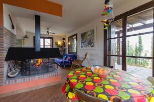 Casa Bonaire, Загородные дома  Benissanet - big - 17