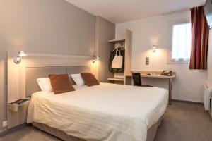 Deltour Hôtel Mende City, Отели  Манд - big - 11