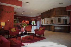 Budget Host, Мотели  Denton - big - 1