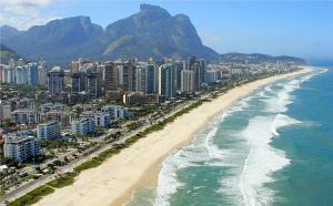 Apartamento Ocean Drive Praia Barra, Apartmanok  Rio de Janeiro - big - 17