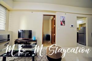 M & M Staycation, Appartamenti  Manila - big - 26
